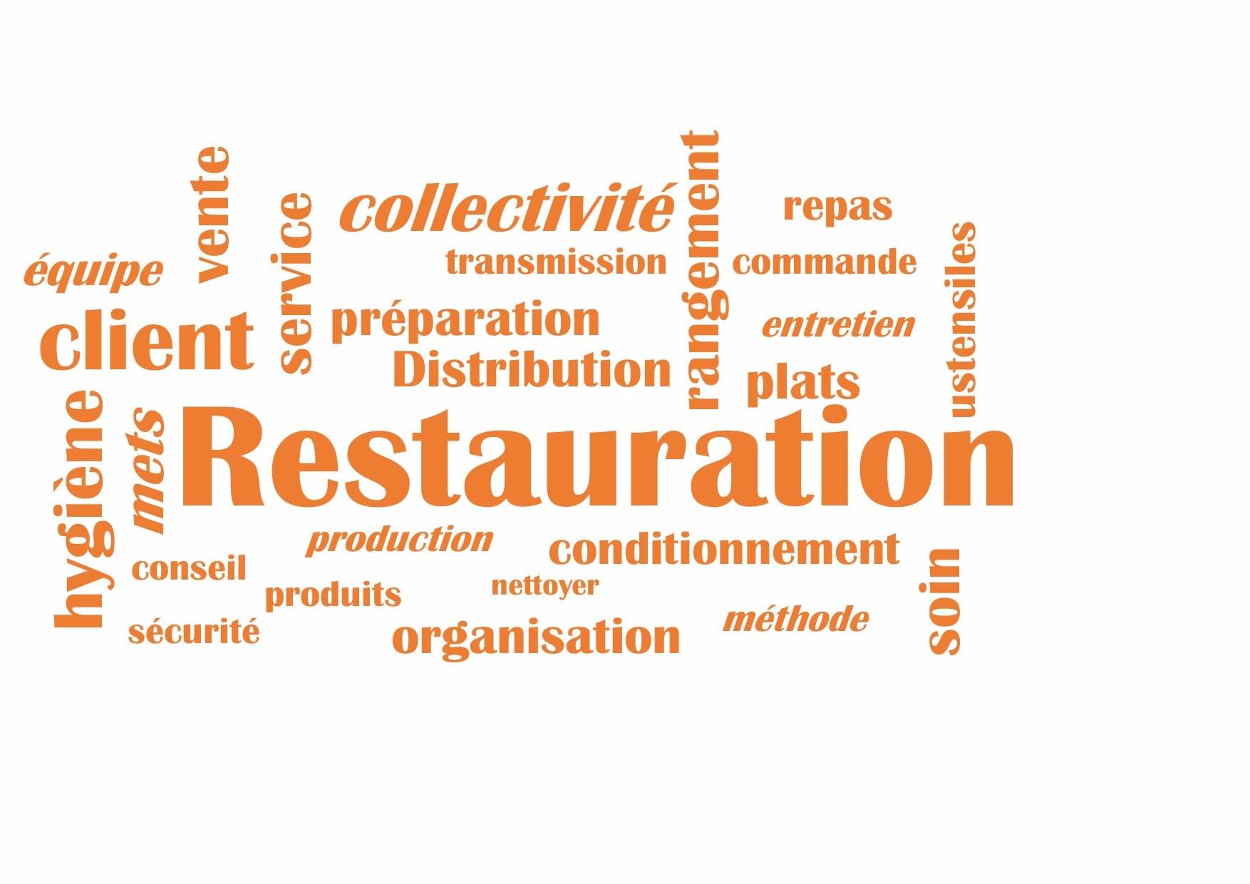 Apr agent polyvalent de restauration for Emploi agent restauration collective
